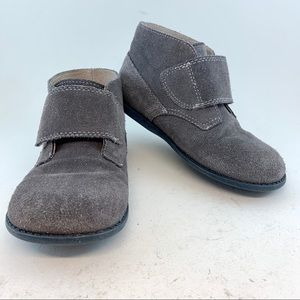 Livie and Luca Toddler Suede Pollack Chukka Boots